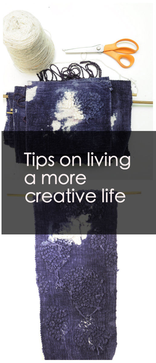 how to live a more creative life with shana lafore