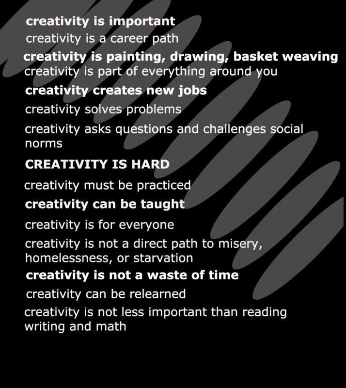 creativity is important