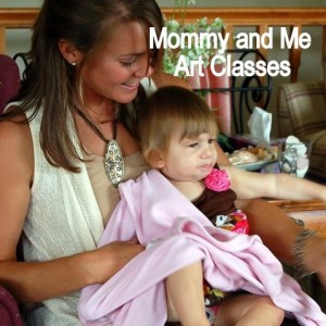 mommy and me art class