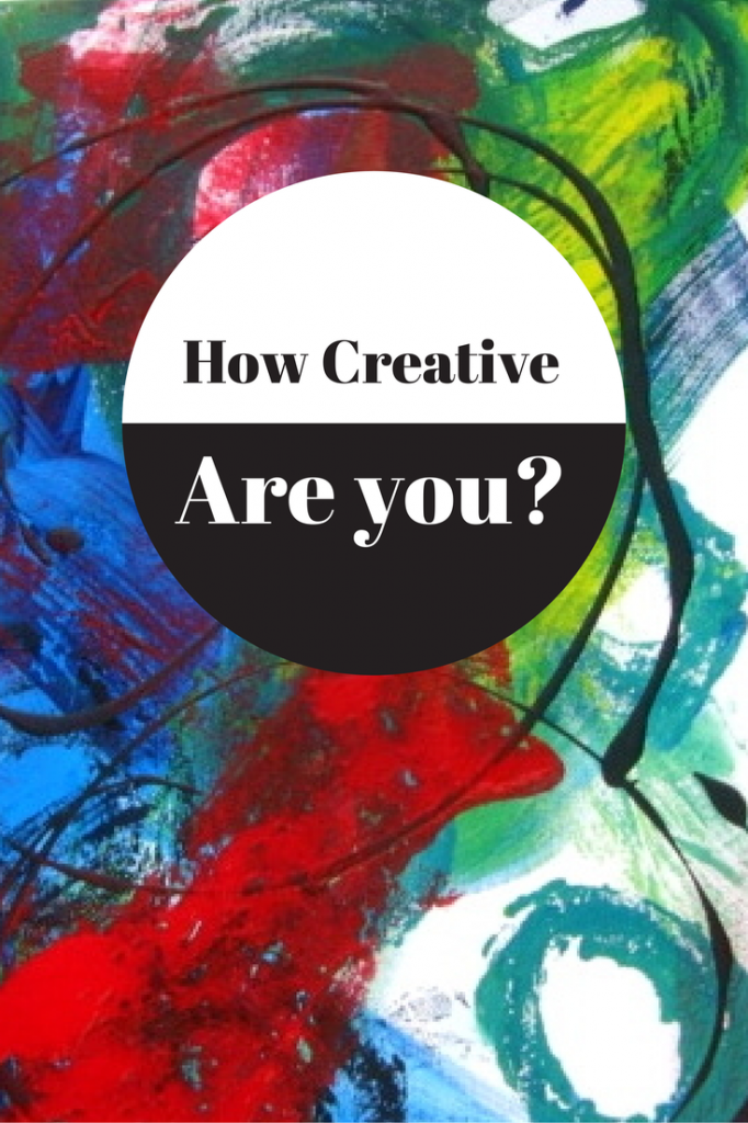 How Creative are you?