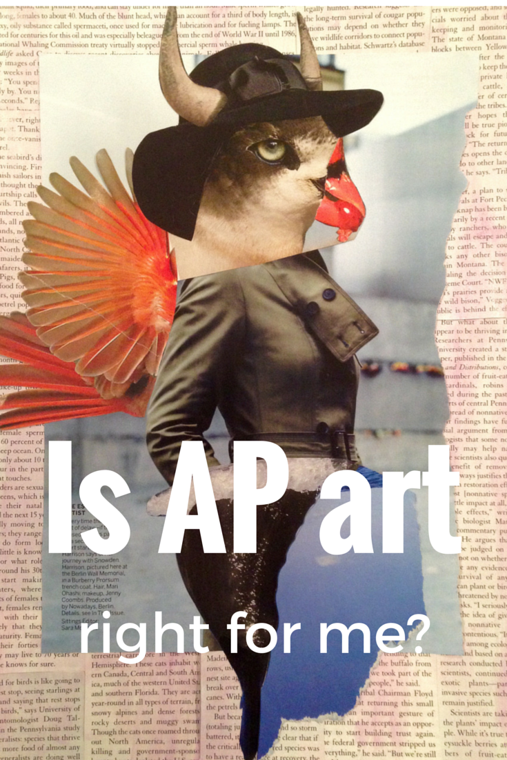 Is AP Art right for me? AP Art FREE video Series