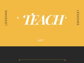For Art Teachers