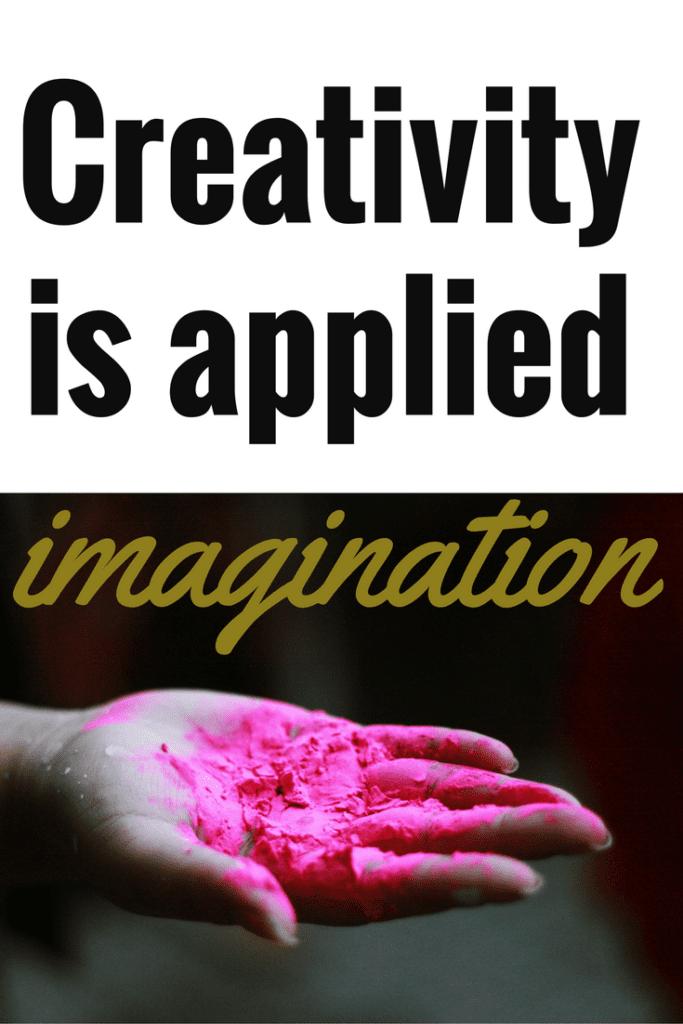 creativityis-applied