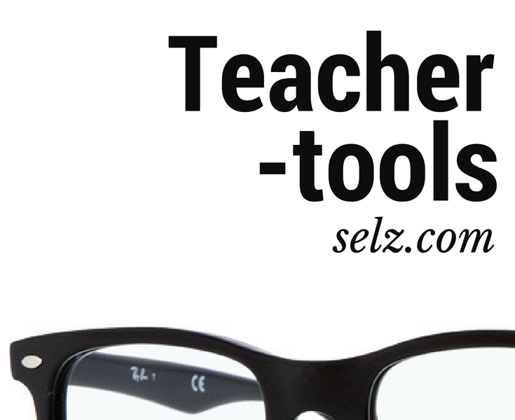 Teacher Tools: Episode 4: How to use SELZ