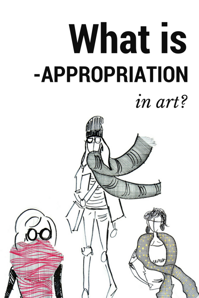 what is appropriation in art