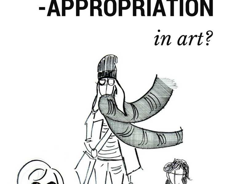 What is Appropriation in art?