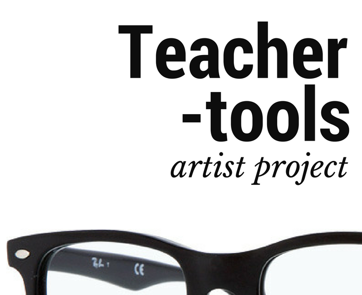 Teacher Tools: The Artist Project