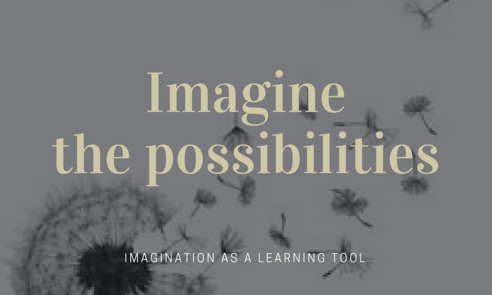 Imagination as a Learning Tool