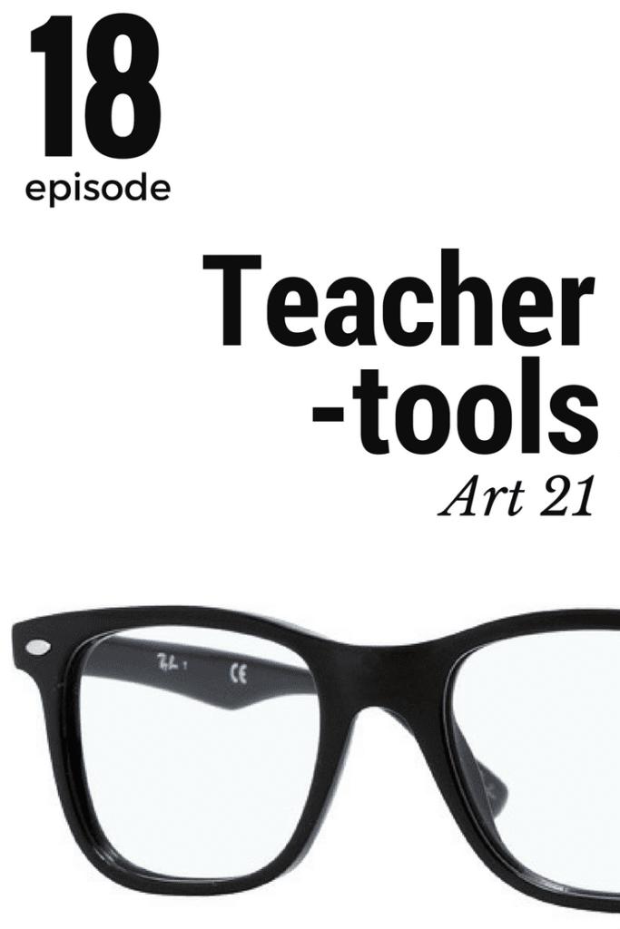 teacher tools art 21