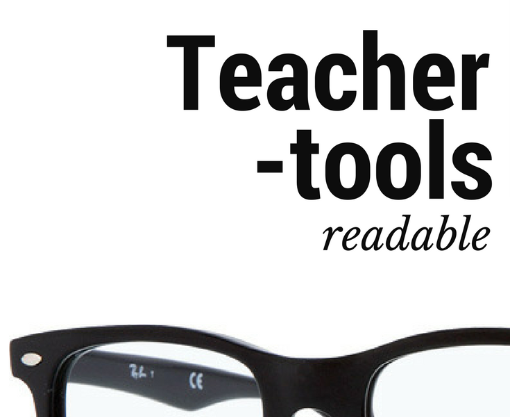 Teacher Tools: How to Help your Students Check their writing
