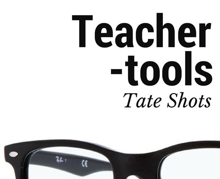 Teacher Tools: Tate Shots: Videos for your art room