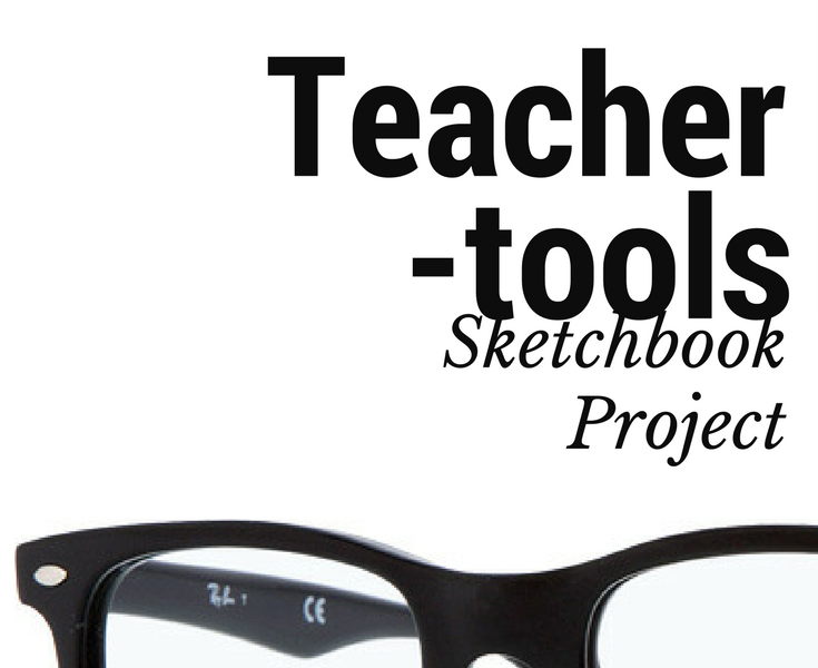 Teacher Tools: Sketchbook Project
